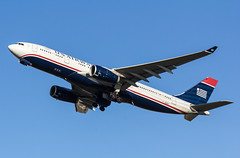 Airbus A330-243 - US Airways - N281AY