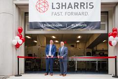 L3 Harris Technologies Ribbon Cutting