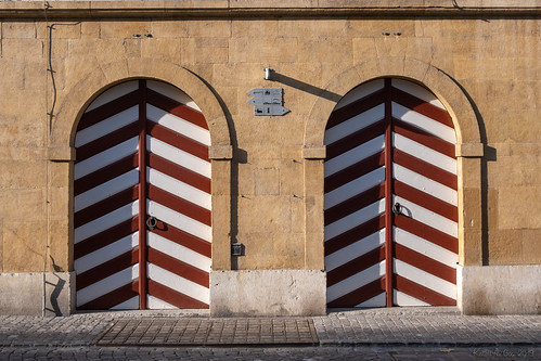 Détail de la Mairie de Morat