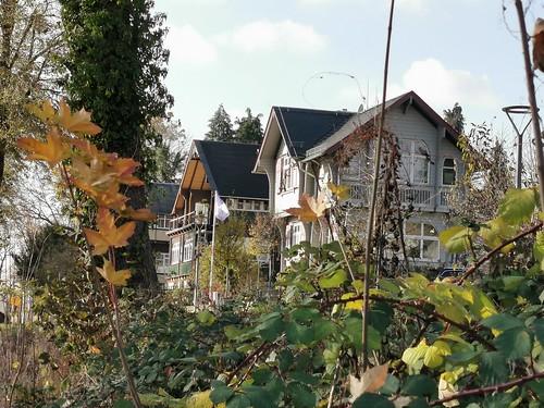 Besuch bei der Schrammsteinfamilie 'Tante, Onkel & Schwager''