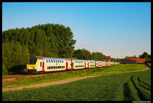 NMBS 1912, Hoeselt 08-05-2018