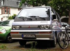 Mitsubishi L300 Wagon