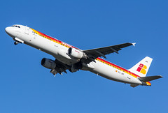 Airbus A321-212 - Iberia -  EC-JRE