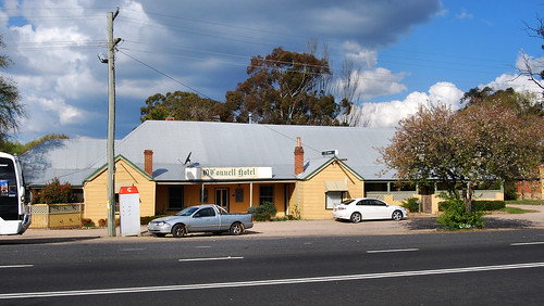 O'Connell Hotel, O'Connell, NSW.