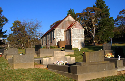 Lowther Cemetery, Lowther, NSW.