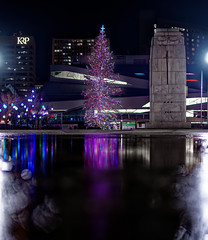 Churchill Square Christmas Tree