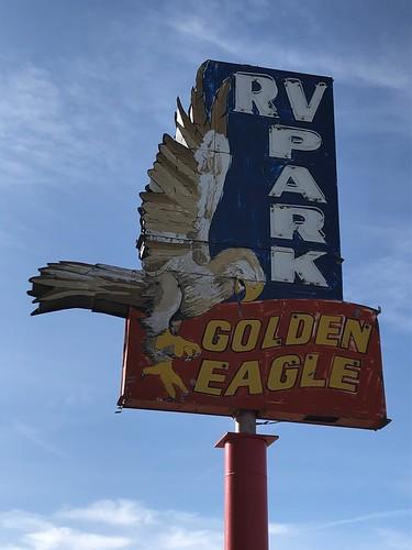 Golden Eagle RV Park