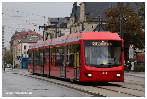 Tram Chemnitz - 2019-16