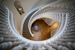 Hackerman House Staircase