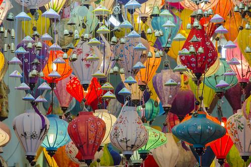Lanterns (Hoi An, Vietnam)