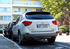 Hyundai ix55 3.0 V6 CRDi AWD from Latvia