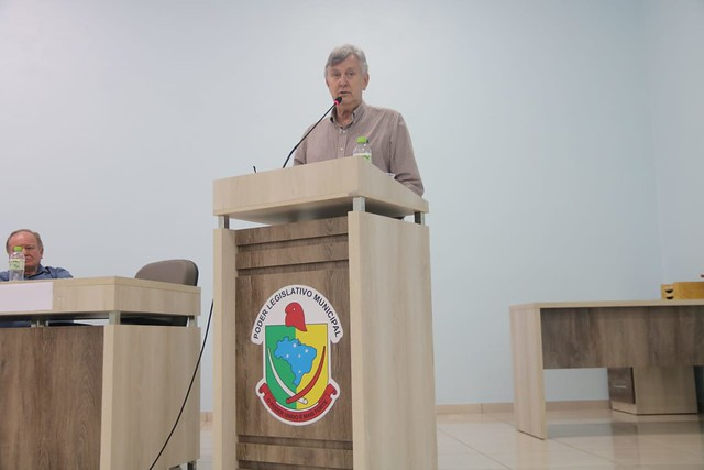 15/11/2019 Reunião Regional Progressistas em Pontão