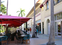 Lincoln Road Mall ~ Miami FL