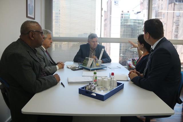 18/11/2019 Visitas Escritório Porto Alegre