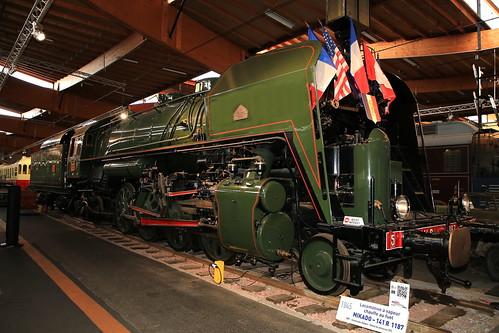 SNCF 141 R 1187, 1945