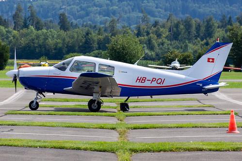Fliegerschule Birrfeld Piper PA-28-161 HB-PQI