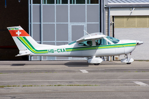 McCharly Cessna 177B HB-CXA