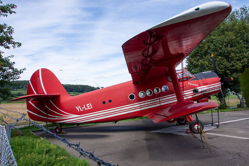 Antonov Club Avianna Antonov An-2 YL-LEI