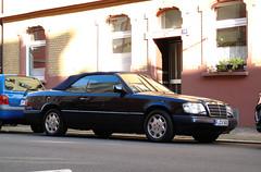 Mercedes-Benz E 220 Cabriolet (A124)