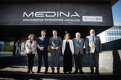 2019_11_18 Décimo aniversario de la Fundación Medina en Granada