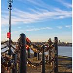 Waterfront Locks.