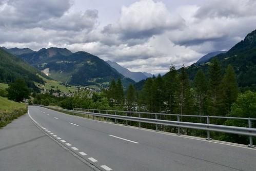 Switzerland 2019 – Approaching the Gotthard Pass