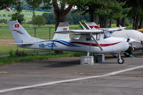 Private Reims Cessna F150F HB-CBK