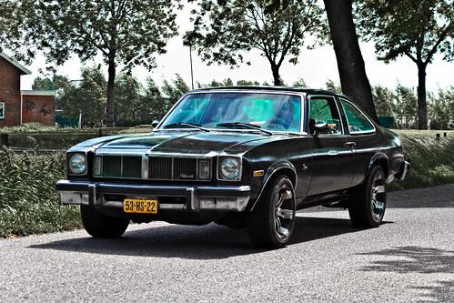 Oldsmobile Omega Coupé 1975 (2330)