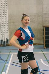 Compétitions féminines - 1ère journée