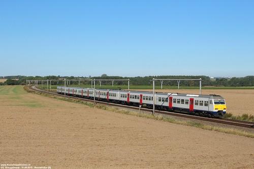 NMBS 366 & 320 - Neerwinden (B) 31-08-2019.
