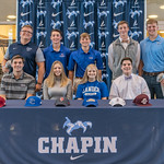 *CHS Signing 11/18 (EAW)