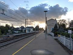 Gare d'Onzain