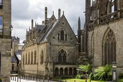Quimper Cathedral, France