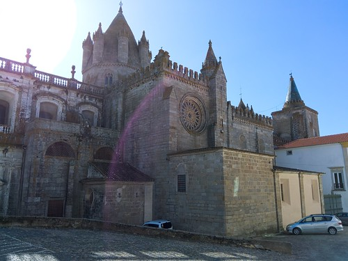 The Cathedral of Evora
