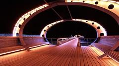 Kellenhusen Pier orange