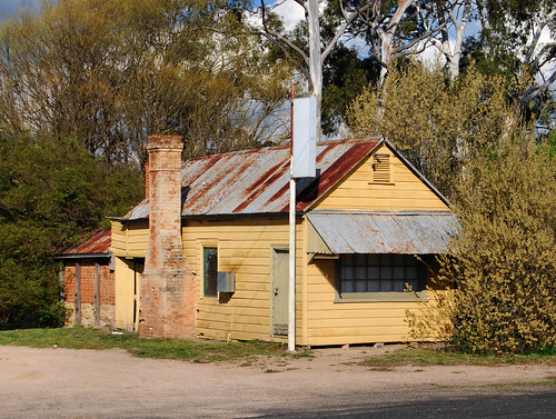 Building, O'Connell, NSW.