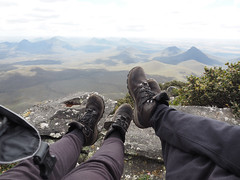 The Legs That Got Us There - Mt Toolbrunup, Stirling Ranges, Western Australia