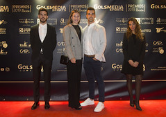Premios Golsmedia Sports 2019