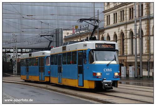 Tram Chemnitz - 2019-18