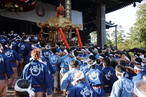 豊川稲荷 秋季大祭