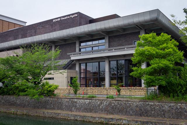 ロームシアター京都・外観