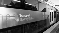 19SHDP083 - Sydney Out & About - Grayscale
