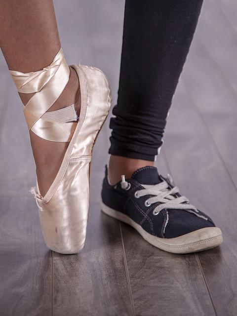 Ballet ou Hip-hop?