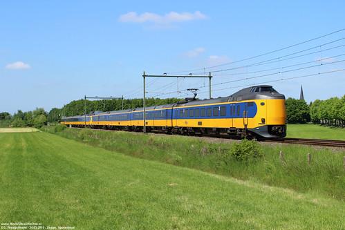 NS ICMm 4207 & 4250 - Zegge 24-05-2015.