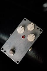 Guitar distortion handmade pedal