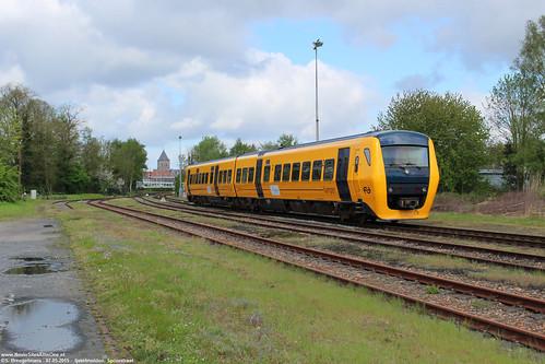 NS DM '90 3449 - Kampen 07-05-2015.