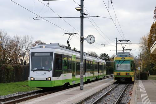 2019-11-19, transN, Auvernier Littorail