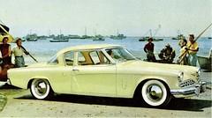1954 Studebaker Champion Regal Starlight Coupe