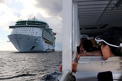 Tender Back to Liberty Of The Seas