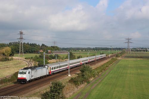 NMBS 2844 - Roosendaal 17-10-2016